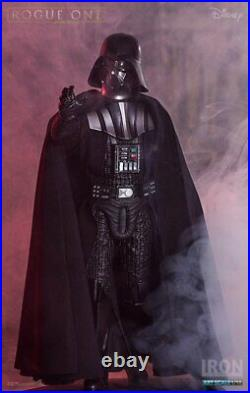 Darth Vader Star Wars Statue Figure by Iron Studios 110 Scale Rogue One Limited