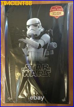 Hot Toys MMS291 Star Wars Episode IV A New Hope Spacetrooper 1/6 Exclusive