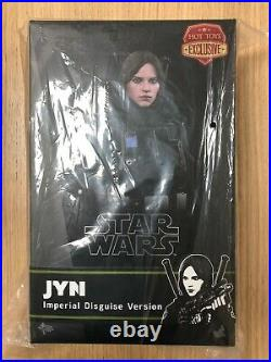 Hot Toys MMS 419 Star Wars Rogue One Jyn Erso (Imperial Disguise Version) NEW