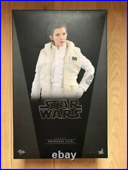 Hot Toys MMS 423 Star Wars Empire Strikes Back Princess Leia Carrie Hoth Outfit