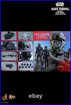 Hot Toys Star Wars Rogue One Death Trooper Specialist Deluxe MMS399 1/6 Sideshow