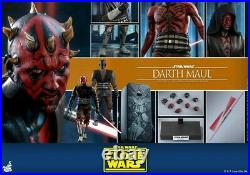 Hot Toys Star Wars The Clone Wars 1/6th scale Darth Maul Collectible TMS024