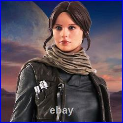 Jyn Erso Statue Iron Studios Star Wars Rogue One Figure 110 Limited Edition
