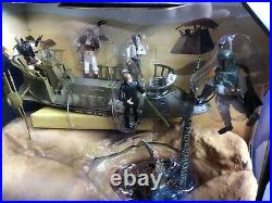 Star Wars Battle At The Sarlacc Pit Figure Set The Legacy Collection Battle Pack