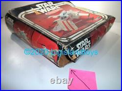 Star Wars Vintage ANH 1978 X-Wing Fighter Vehicle Complete with Original Box & Ins