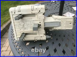 Vintage Star Wars Imperial Shuttle Fully Complete All Original 1984 tydrium